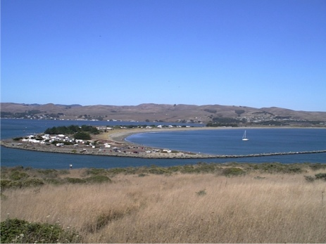 Bodega Bay Home of Alfred Hitchcock's The Birds
