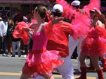 Jessie Salsa Dancer