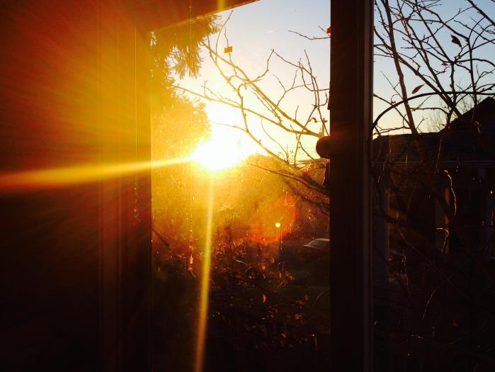 Sun Rise Jan. 1 2013