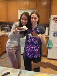 Cinthia Birthday and Jessie