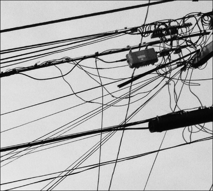 Symphony of wires