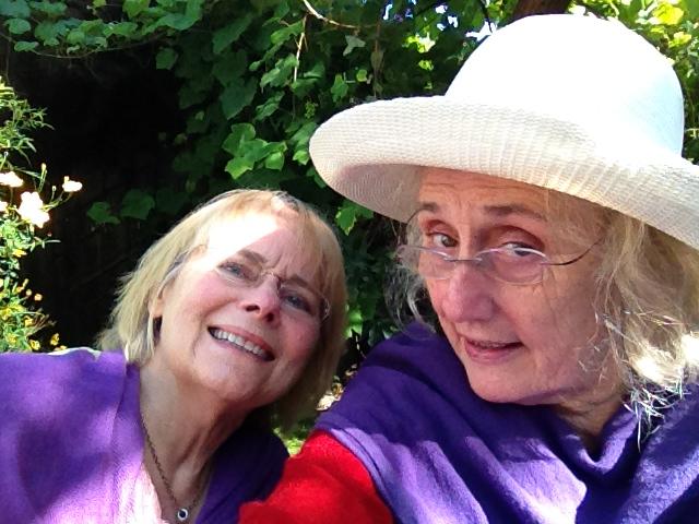 Friends let friends wear purple