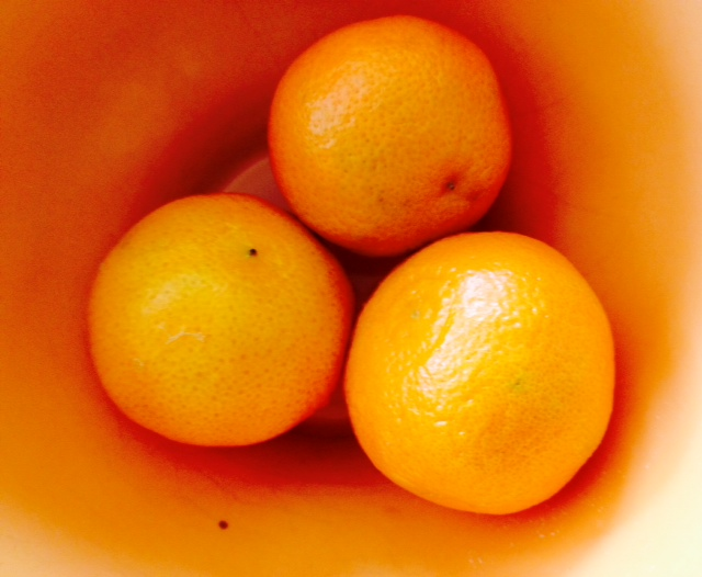 Not Oranges but Clementines