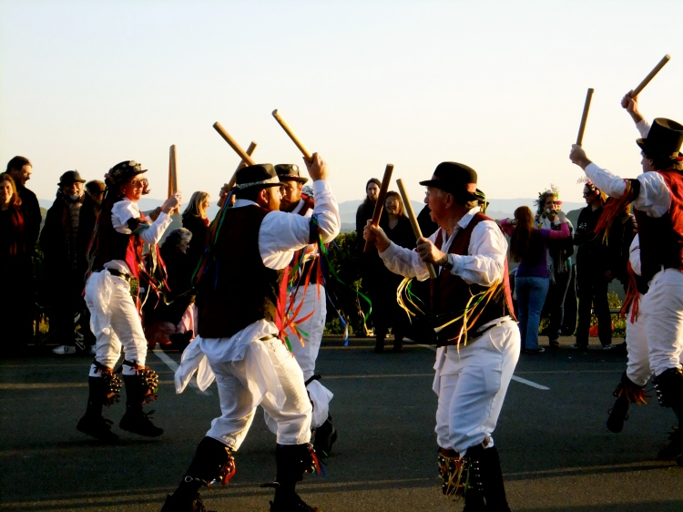 Morris Dancer May Day