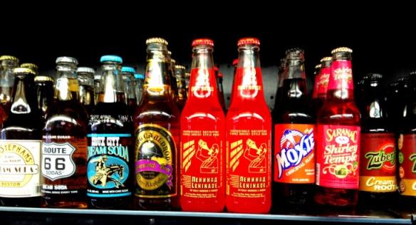 Soda Shelf