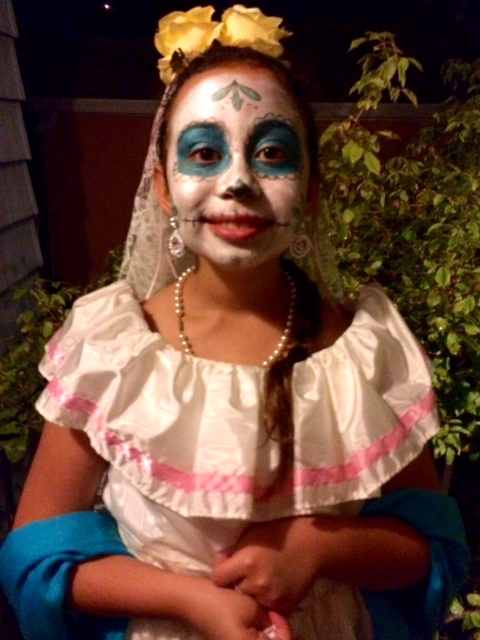 Day of the Dead Trick or Treater