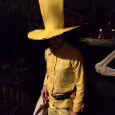 The Woman in the Yellow Hat