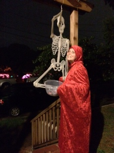 Red and the Skeleton