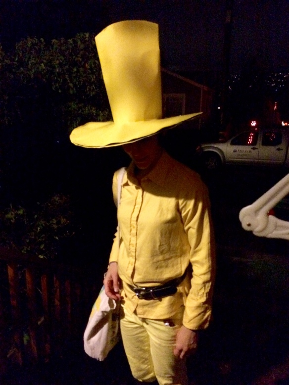 The Man in the Yellow Hat