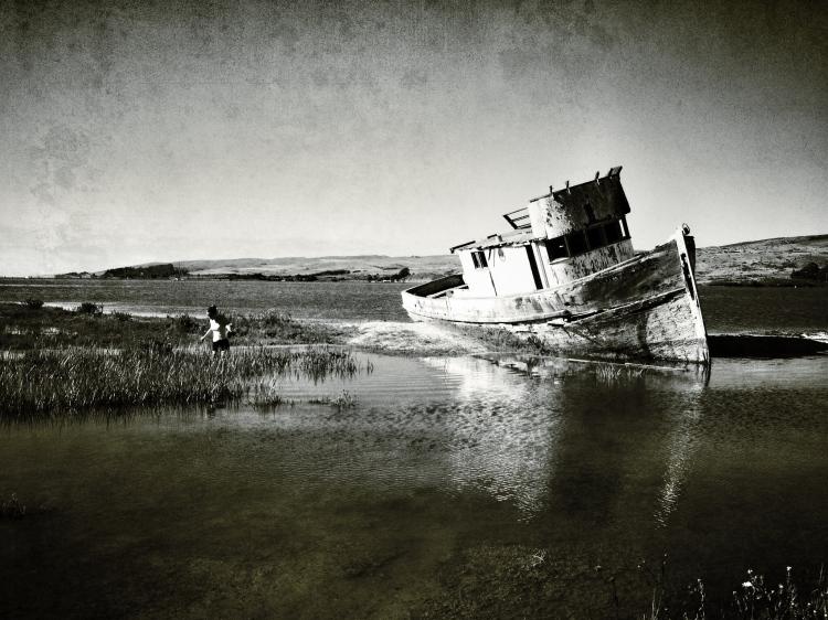 Abandoning an Abandoned boat