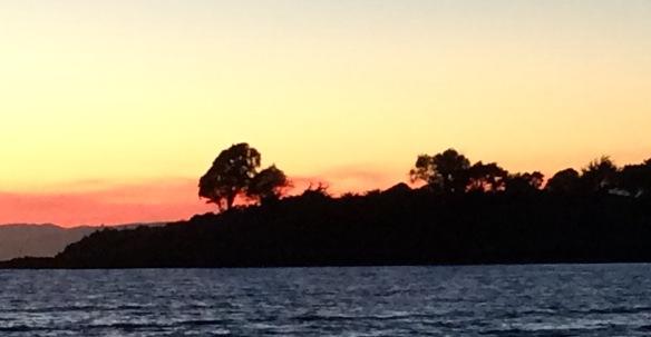 Bittersweet Sunset