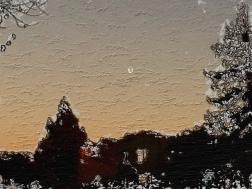 Full Moon Snow