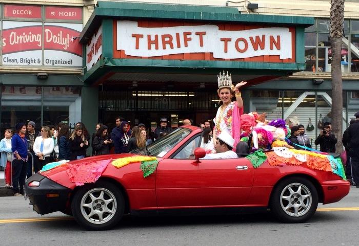 Thrift Town Queen