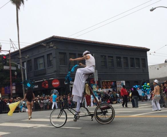 Bike and buns