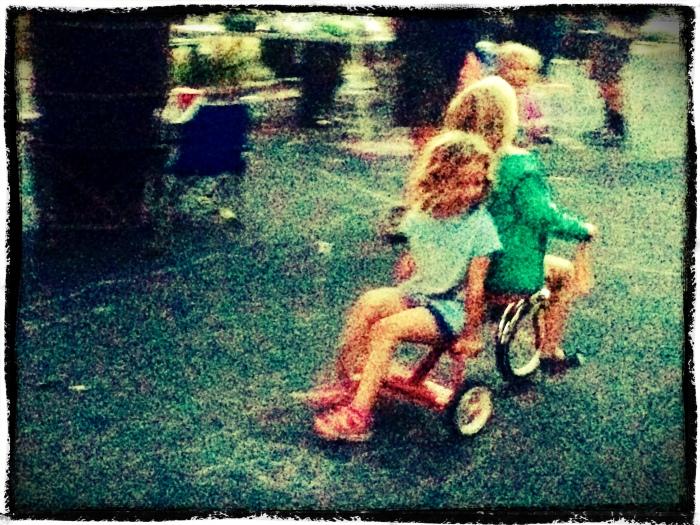 Twins on Trike
