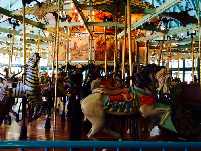 Tilden Park Merry-Go Round