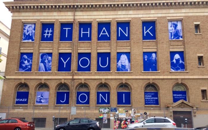 Thank You Joni