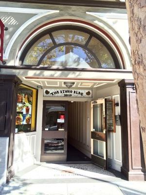 Once An Art Gallery on Shattuck Ave