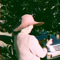 Ann in Marvelous Hat