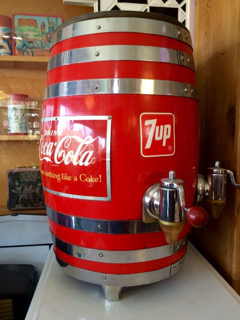 Coke Barrel
