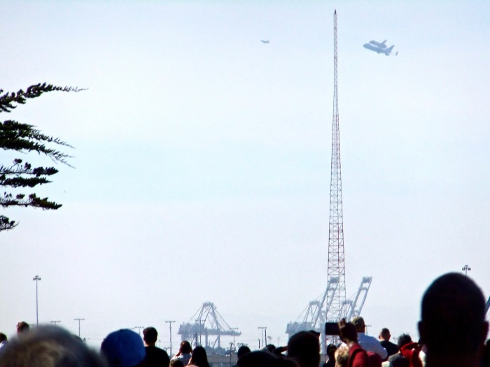 Space Shuttle and Star Wars