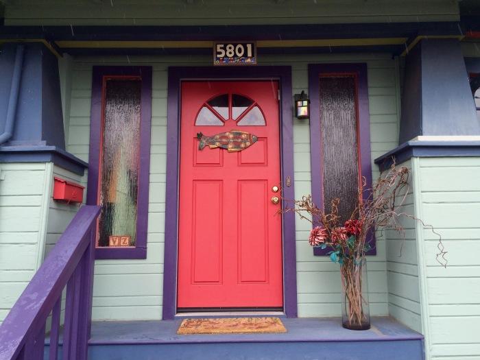 Still Beautiful Door