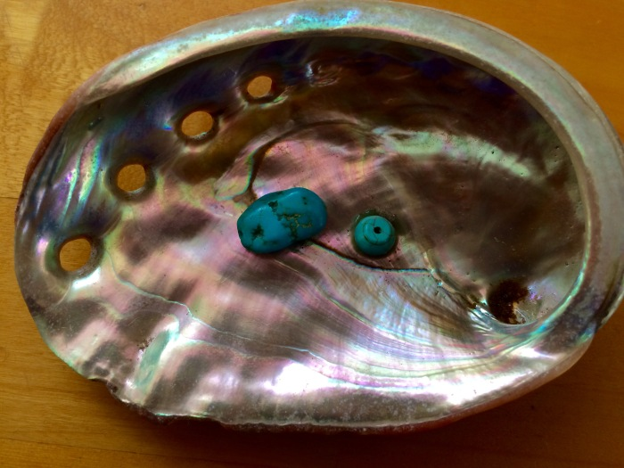 Beads and Abalone