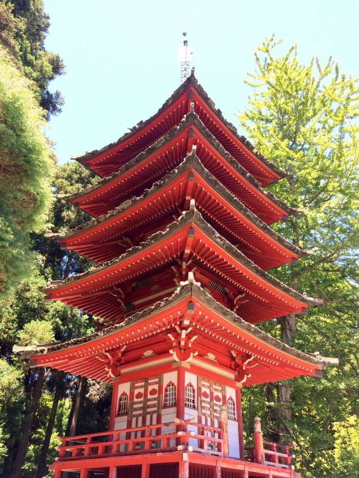 Pagoda Japanese Tea Garden