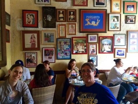 At Margarita's Churros and Chocolate