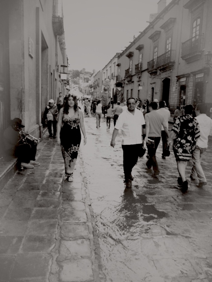 San Miguel Streets after a Rain
