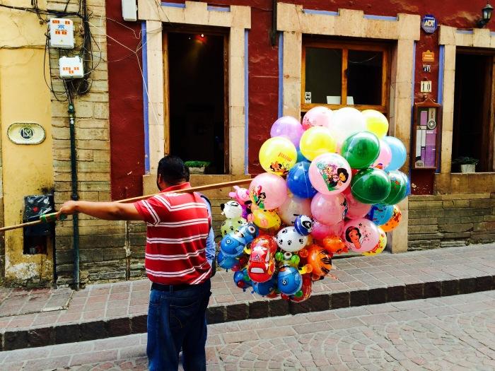 Ballon Vendadero