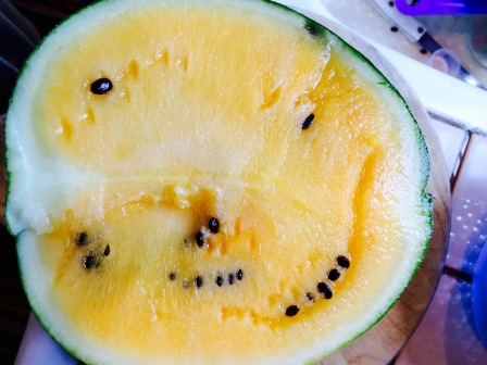 Happy Face Mellon