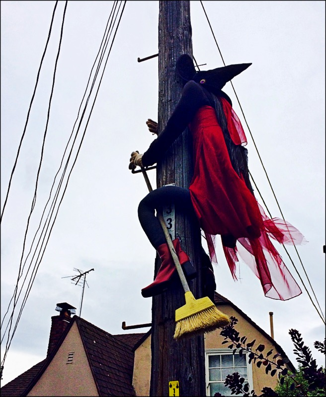 Splat Witch Clarified with Phototoaster