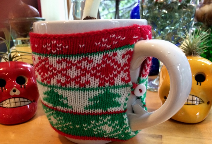 Home made Sweater Cup