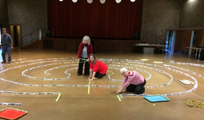 Building The Labyrinth