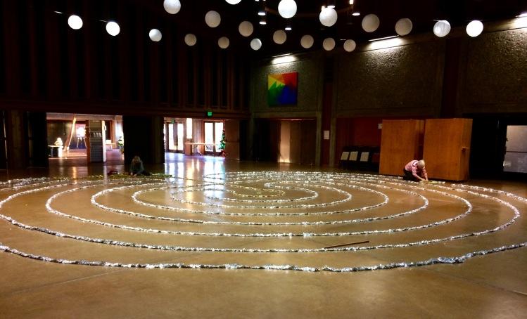 Tinsel Labyrinth