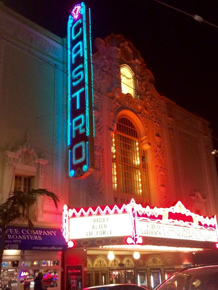 The Castro Theater San Francisco