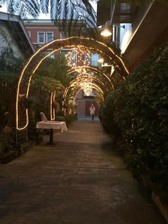 Fancy Walkway