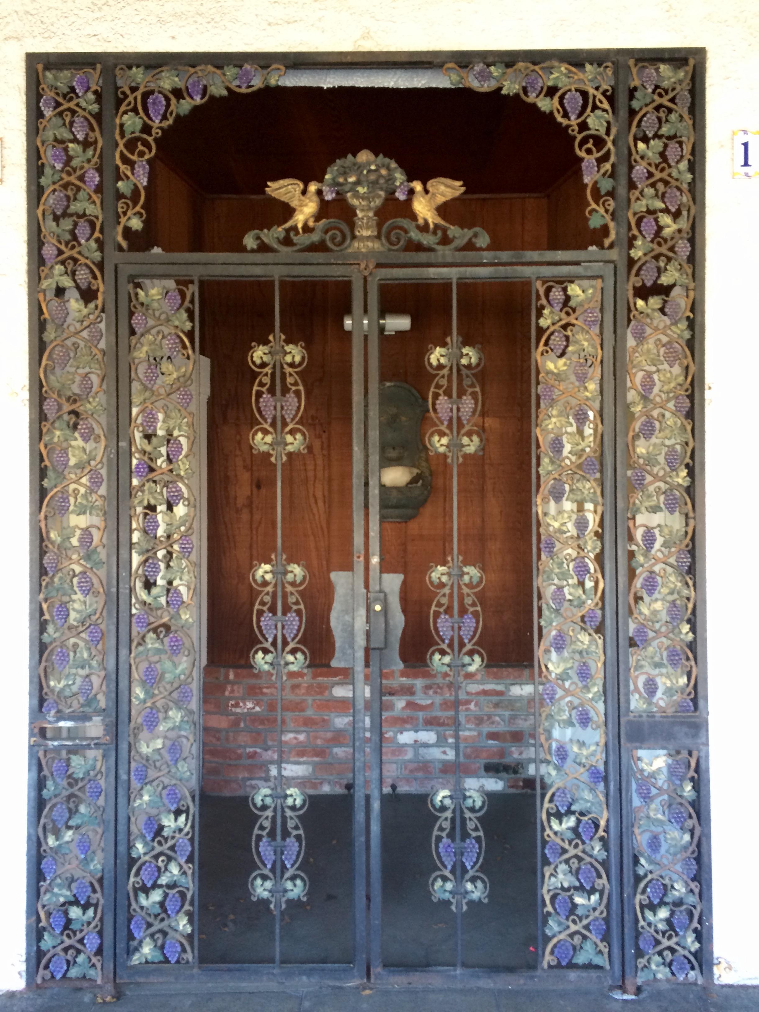Grape Door Calistoga & Thursday Doors of Wine Country | Light Words pezcame.com