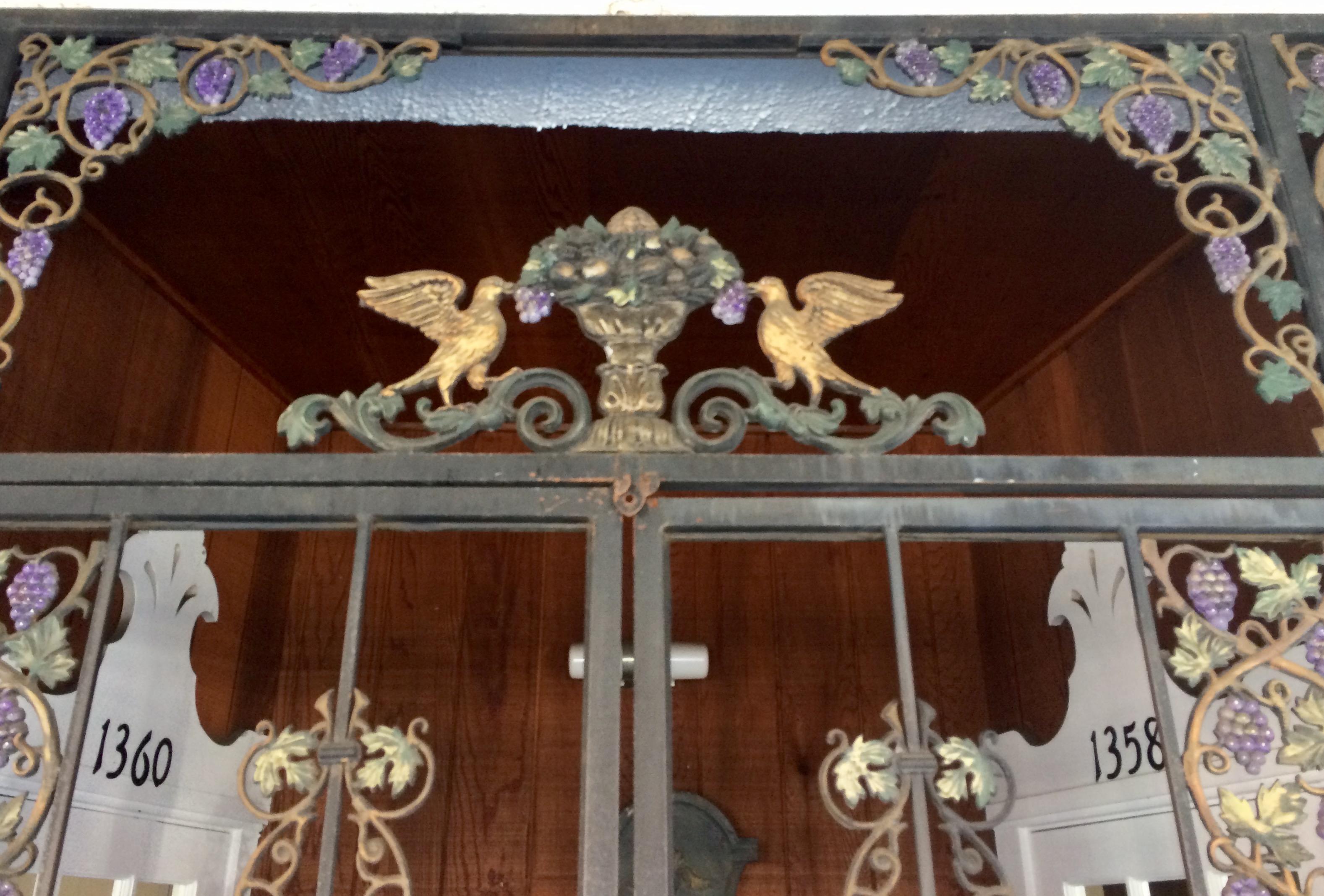 Details of Grape Door & Thursday Doors of Wine Country | Light Words pezcame.com