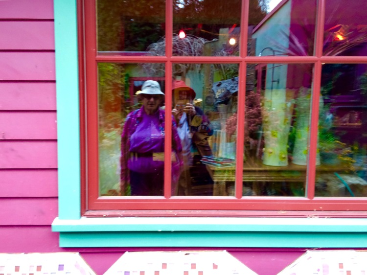 Selfie at Artis House