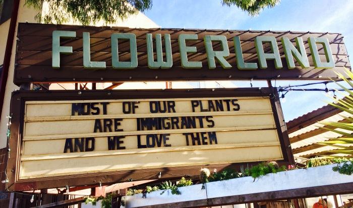 A Nursery with a message