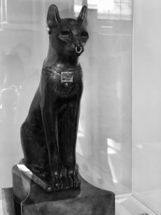 Egyptian Cat British Museum