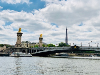 Paris Boat ride