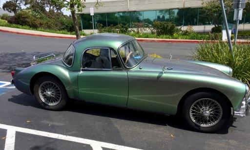 1963 MG