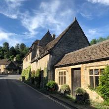 Slate roofs England