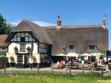 Thatched Roof Pub England