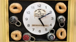 Locks and bagels