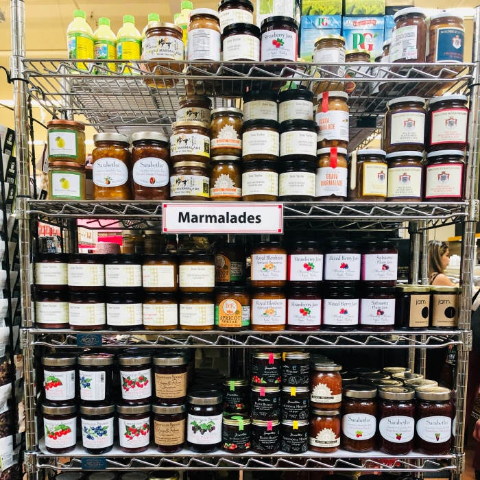 Marmalade stacks