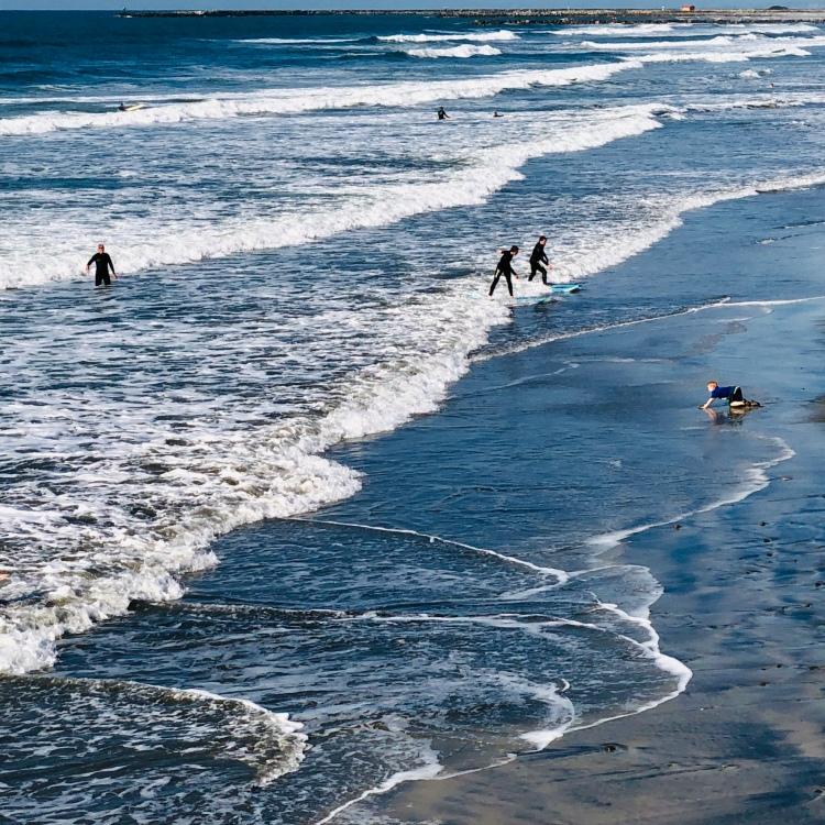 Oceanside CA Beach